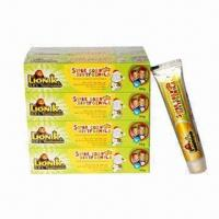 Children's Whitening Toothpaste for Oral Refreshing, Basic Cleaning with Food-grade Material Manufactures