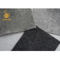 China Eco-friendly Needle Punched Felt 100% Polyester Fire Retardant Fabric Rolls on sale