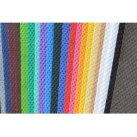 Black Non Woven Fabric / Disposable Fabric Material 1.6m 2.4m 3.2m Width SGS Approved Manufactures
