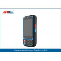 Mid Range Handheld RFID Reader HF For Warehouse Management Android 4.4.2 System Manufactures