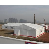 Temporary Storage Shed Aluminum Frame , Outdoor Warehouse Tent 10 - 50m Width Manufactures