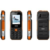 Hot selling 1.77 inch Rugged GSM Feature Phone / Mobile Phone with MP3/ Big torch/Large Battery Manufactures