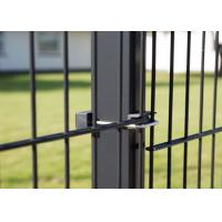 Garden Fencing PVC Galvanized 868 Welded Wire Mesh Panles 8X2 Hole Opening Manufactures