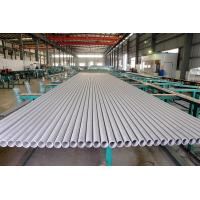 AISI Hydraulic 304L 304 Stainless Steel Tube / Pipe 07Cr18Ni9 For Natural Gas Manufactures