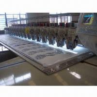 China Single Sequins Computerized Embroidery Machine, Excellent design, Economic and Popular on sale