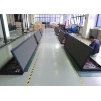 PH5 led destination boards for buses , 120° Horizontal and Vertical Viewing Angle Manufactures