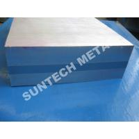 Buy cheap A1050 / C1020 Multilayer Copper Aluminum Stainless Steel Clad Plate for from wholesalers