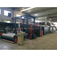 PVC Pre Coating Machine Applicable Woven And Tufted Carpet Backing Drying Manufactures