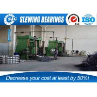 China Sewage Treatment Plant Slewing Ring Bearing Typical 200 - 5000 mm on sale
