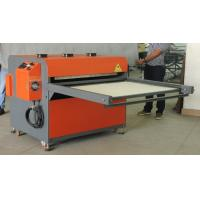 China Pneumatic Flat T-shirt Heat Press Transfer Machines with Hand Pressure Control on sale