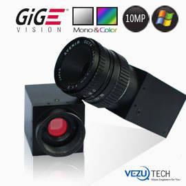 10MP Gigabit Ethernet (GigE) Industrial Camera for Machine Vision Manufactures