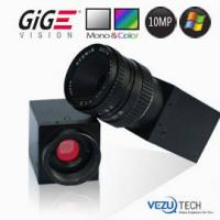 Buy cheap 10MP Gigabit Ethernet (GigE) Industrial Camera for Machine Vision from wholesalers