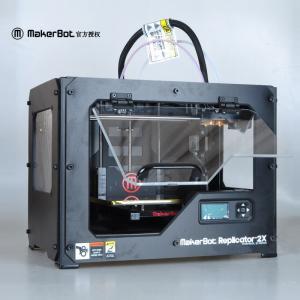 High precision desktop makerbot replicator 2x 3d printer machine Manufactures