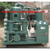 Fully-Automatically Transformer Oil Purification,High Vacuum Transformer Oil Purifier Manufactures