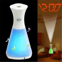 China Bedside Table Projection Alarm Clock on sale