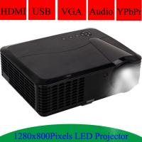 China On Sale Digital HDMI Projector Built In TV Tuner Good Quality For Home Cinema Using on sale