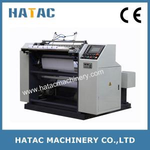 China Automative Thermal Paper Slitter Rewinder Machinery,Computer Paper Slitting Machine,Bond Paper Slitting Machine on sale