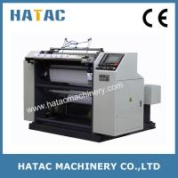 China Boarding Paper Parent Roll Slitting Machine,Film Ticket Slitting Rewinding Machine,Thermal Paper Slitting Machine on sale