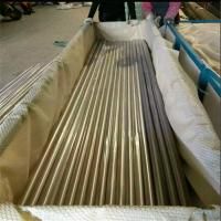 Gold Rose Gold Stainless Steel Pipe Tube Polished 201 304 316 For Handrail Balustrade Ceiling Decoration Manufactures