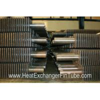 10# 20# 16Mn 20G 12Cr1MoVG H Fin / HH Fin Welded Heat Exchanger Tubes Manufactures