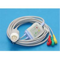 Philips M1733a ECG Patient Cable Reliable Medical TPU Cable Material Manufactures