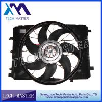 OEM 2045000293 Auto Engine Radiator Cooling Fan DC 12V Assembly Mercedes W204 W212 Manufactures