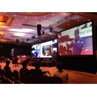 Stage Curved Full Color Rental LED Display Manufactures