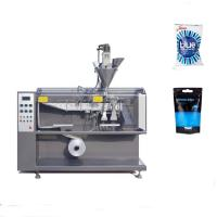 Automatic filling machine soda-water gel packing machine Manufactures