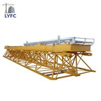 SYM Building Hoisting Industrial Crane Jib Section for Tower Crane Manufactures