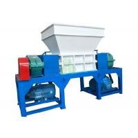 Best Quality Plastic Shredder Machine / Plastic Waste Recycling Crusher Manufactures