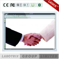electronic USB Interactive Whiteboard For Teaching / Stand Whiteboard Manufactures