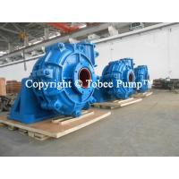 Buy cheap High Abrasion Horizontal Slurry Pump in China from wholesalers