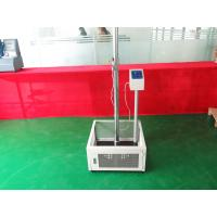 Drop Weight Impact Testing Machine , Electronic Load Drop Ball Test Equipment with 0-6m Manufactures