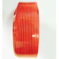 PE Irradiation electrical cord one core copper electronic wire Manufactures