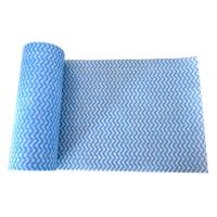Soft Spunlace Nonwoven Home Clean Towel Roll for Auto Car Cleaning Manufactures