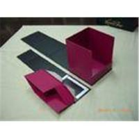 Promotional Gift Foldable Printed Cosmetic Rectangle Cardboard Boxes for Women Manufactures