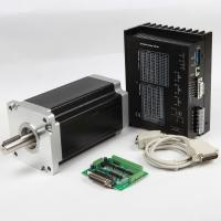 Buy cheap NEMA23 Stepping Motor, 1.8° step angle stepper motor, 2-Phase Stepper Motors from wholesalers