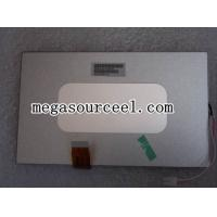 China LCD Panel Types A070FW03  AUO 7.0 inch 480*234  lcd display on sale