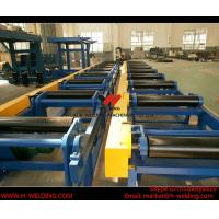 Mitsubishi Inverter H Beam Assembly Machine for H / T / I  Beam Production Line Manufactures