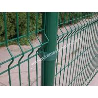 Welded Panel Fence - 02 Manufactures