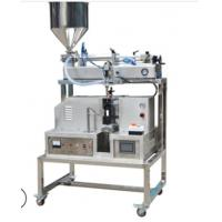Toothpaste Filling And Sealing Machine , Automatic Ointment Tube Filling Machine Manufactures