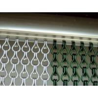 China Chainmail Curtain with Rings on sale