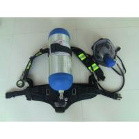 6.8L 30MPa RHZK Self Contained Breathing Apparatus SCBA / Portable Emergency Escape Breathing Apparatus Manufactures