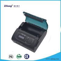 LCD Display 3 Inch POS Mini Bluetooth Portable Printer Android Printer SDK for Online Order POS-8002 Manufactures