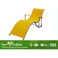 Rust - Proof Folding Beach Chaise Lounge Chairs Outdoor Garden Furniture Manufactures