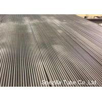 ASMESA789 2205 Stainless Steel Pipe , Duplex Steel Tube Oil Resistance Manufactures