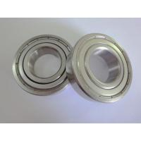 61800 - 2RS Thin Section Deep Groove Ball Bearings 10x19x5 Mm For Cars / Compressors Manufactures