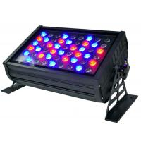 High Quality CE UL Listed 54x3W RGBW DMX LED Flood Light Outdoor Manufactures