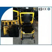 High Build Automatic Caterpillar Folding Emergency Stair Chair for Disabled Transport Manufactures