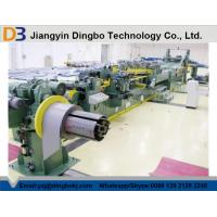 Coil Steel Cut To Length Machine With Safety Operation 1600mm Strip Width Manufactures